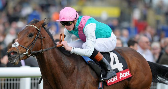 Kingman: Connections playing down the hype before the QIPCO 2000 Guineas