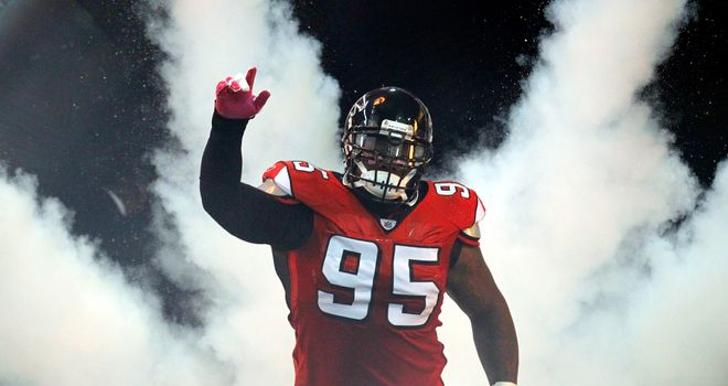 Jonathan Babineaux: Wembley trip with Atlanta Falcons next season