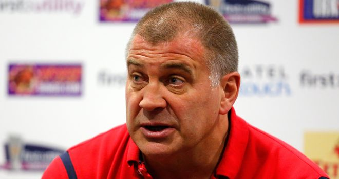 Shaun Wane: Says Wigan's win against Leeds will shock club directors