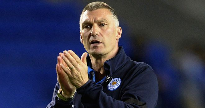 Nigel Pearson: Extends his stay at King Power Stadium