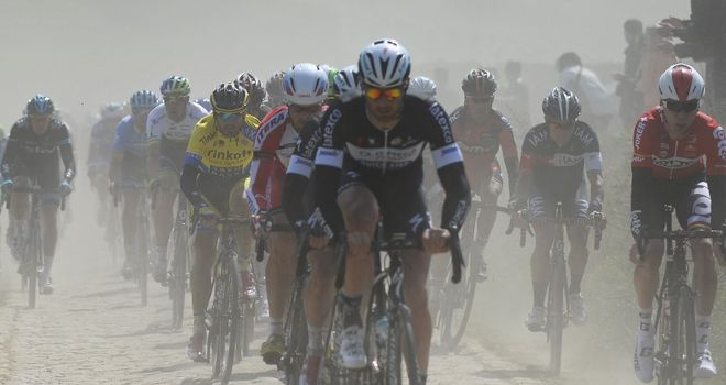 Paris-Roubaix is also known as the 'Hell of the North'