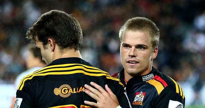 Gareth Anscombe: Is believed to thanked colleagues and supporters ahead of a move to Wales