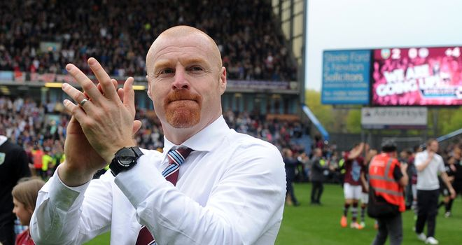 Sean Dyche: Success down to the players