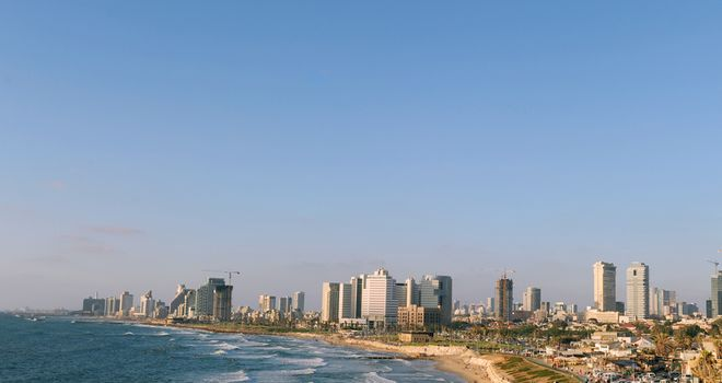 Tel Aviv: Will host first ATP Tour event in Israel since 1996