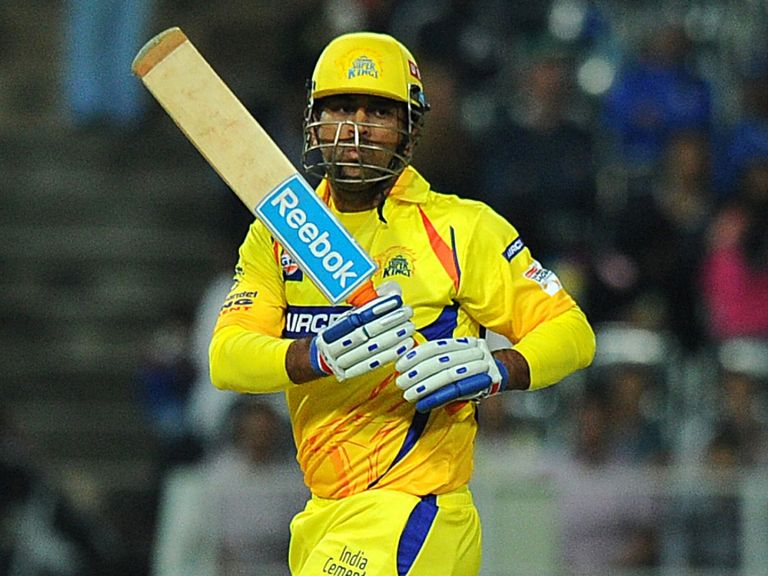 MS Dhoni: Notched 26 not out as Chennai won
