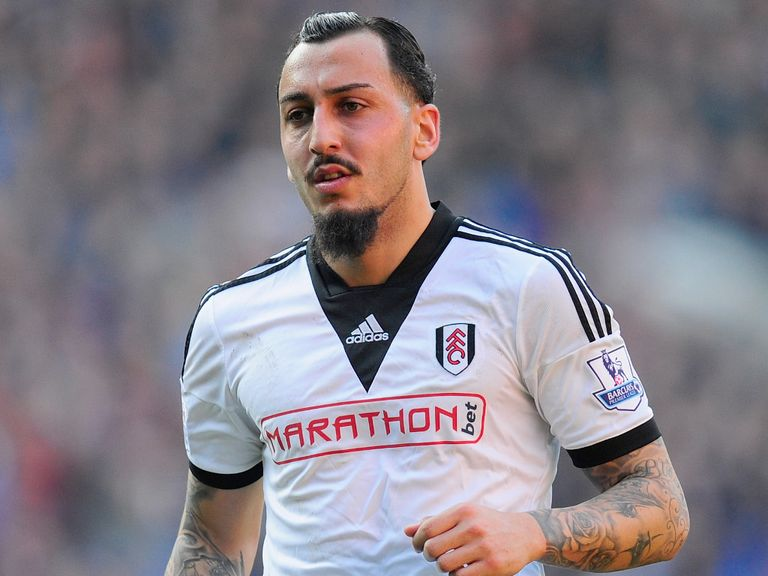 Kostas Mitroglou: Restricted to just three appearances for Fulham so far