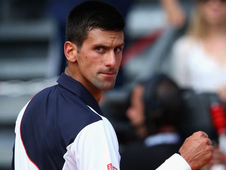 Novak Djokovic: The man to beat in Toronto this week