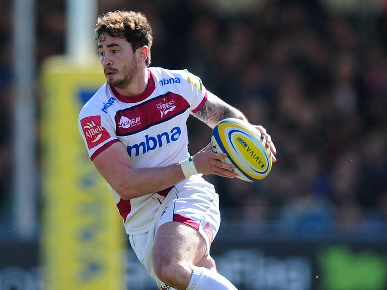 Danny Cipriani: Impressive performances for Sale Sharks this season