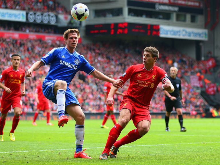 Tomas Kalas: Battling with Steven Gerrard on Sunday