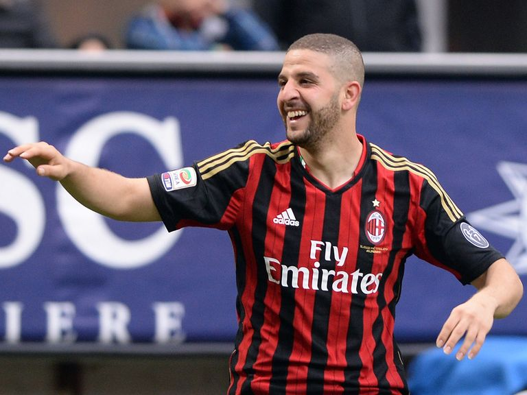 Adel Taarabt: QPR playmaker has been linked with permanent move to AC Milan