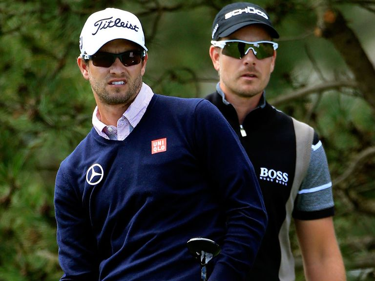 Adam Scott: Going for back-to-back wins