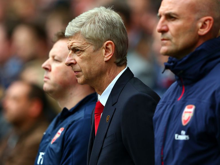 Arsene Wenger: Keeping his players focused