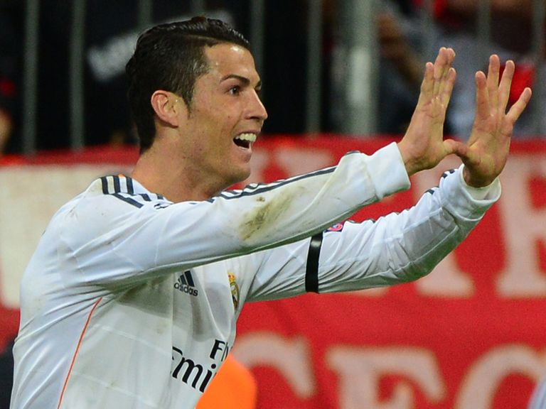 Cristiano Ronaldo: Substituted on Wednesday night