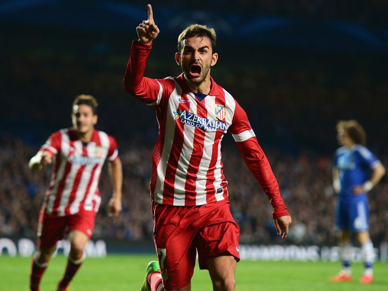 Adrian Lopez: Joined Porto from Atletico