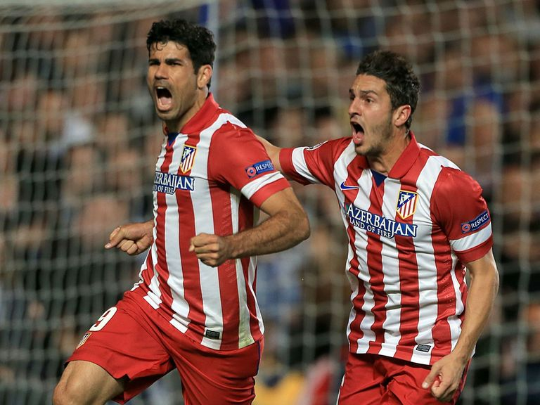 Atletico Madrid are underdogs to overcome Real Madrid