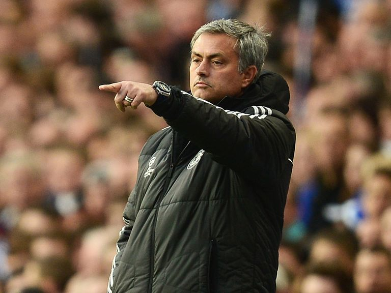 Jose Mourinho: Looking for a reaction