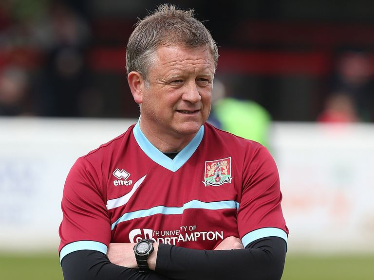 Chris Wilder's Northampton are backed to beat Mansfield