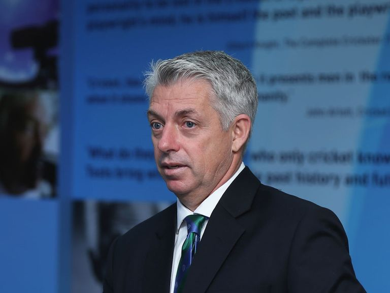 David Richardson: ICC to review code of conduct