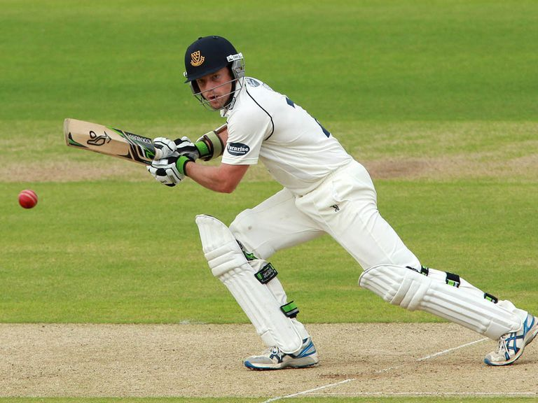 Ed Joyce: Led Sussex to victory at Edgbaston