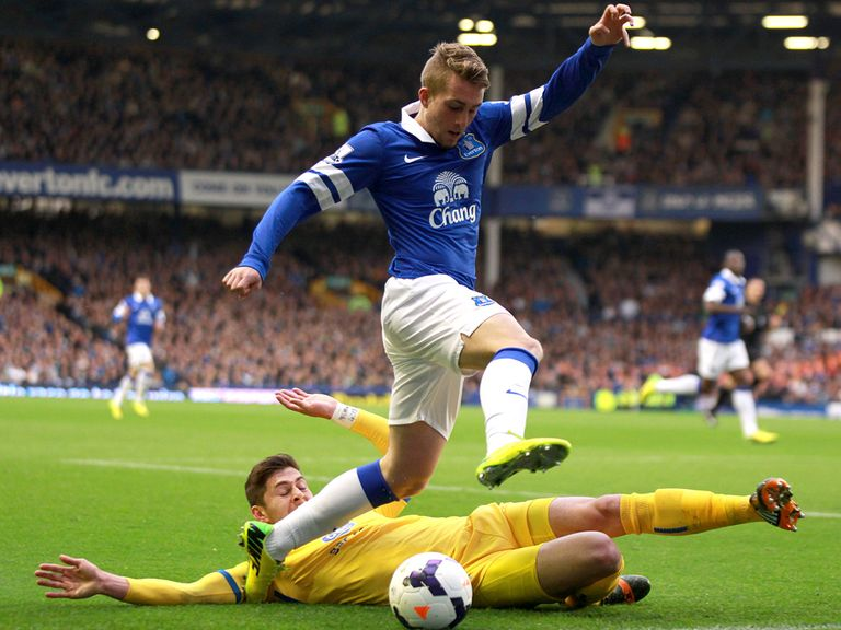 Gerard Deulofeu: Impressed during his spell at Everton