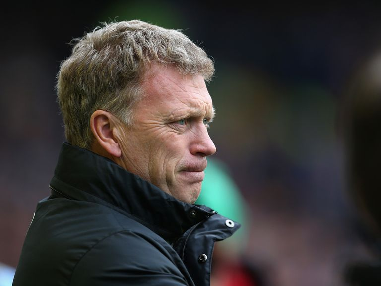 Moyes: 10-month reign so far at Old Trafford