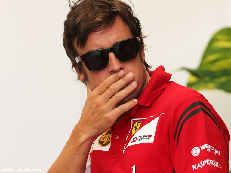 Fernando Alonso: Calls for improvement at Ferrari