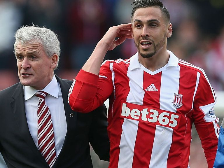 Geoff Cameron: Aiming higher next season