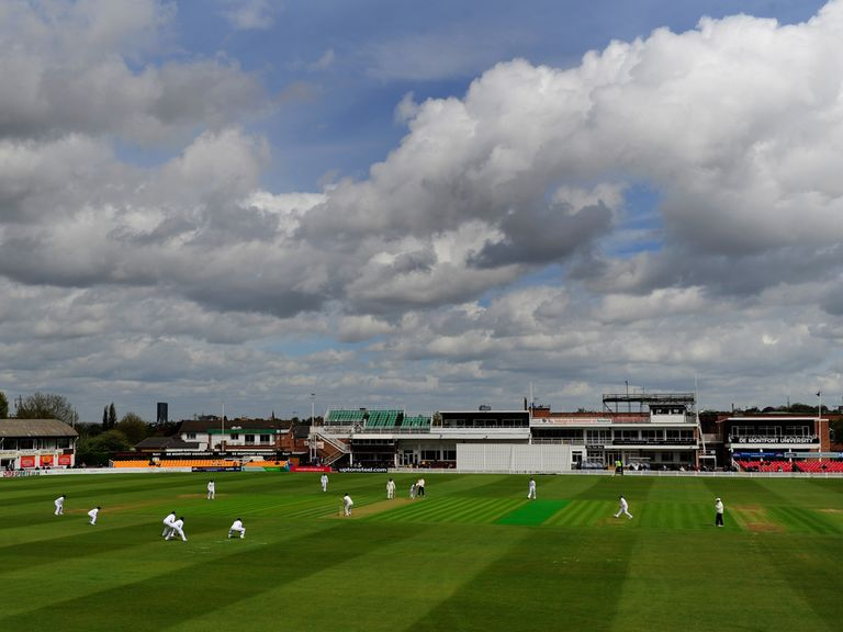 Derbyshire will play at Grace Road from June 8-11