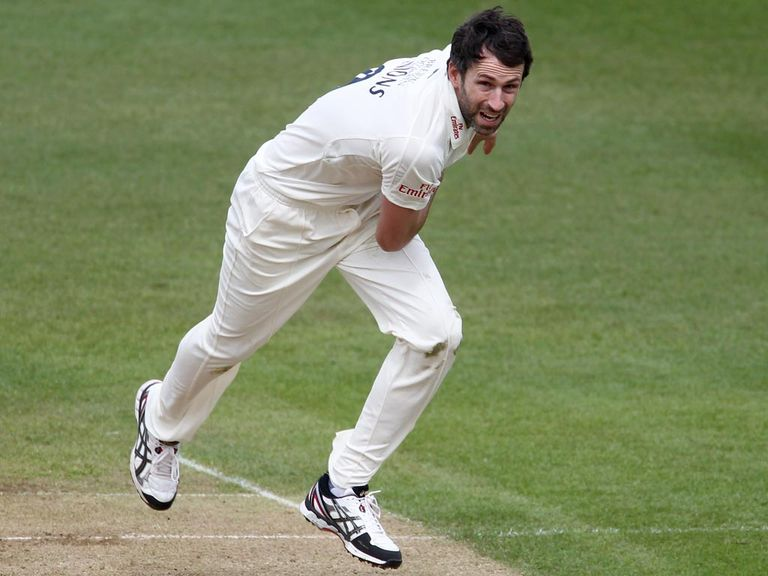 Graham Onions: Took 70 wickets as Durham won the title last season