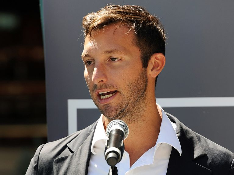 Ian Thorpe: The 31-year-old is Australia's most successful swimmer ever