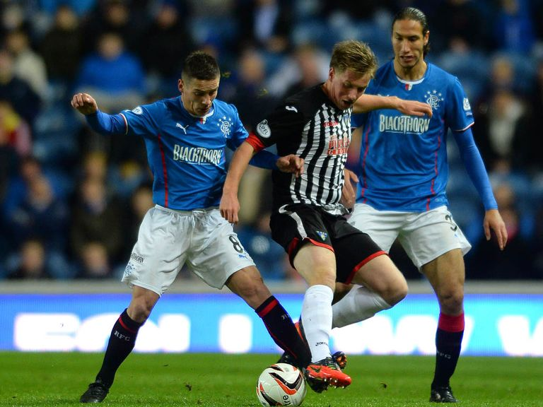 Dunfermline can get the better of Stranraer