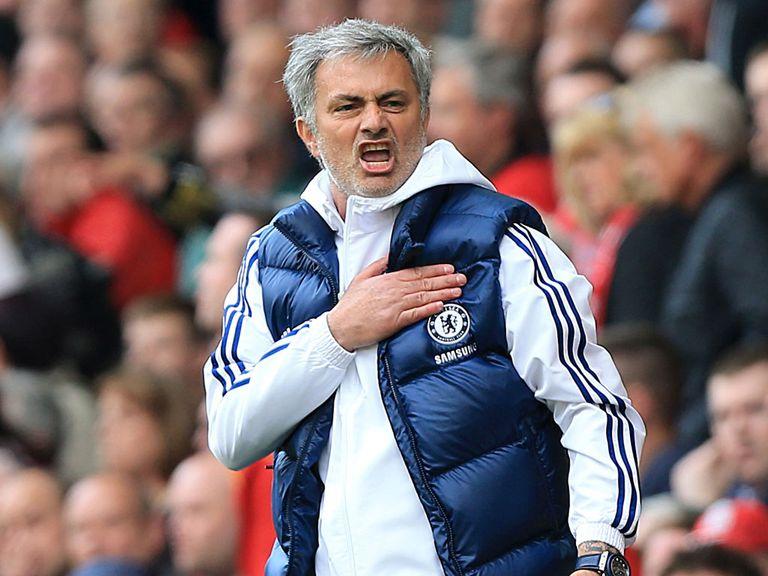 Mourinho: Denies charge