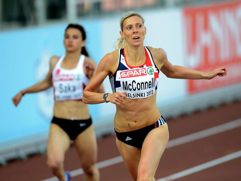 Lee McConnell: Has announced her immediate retirement