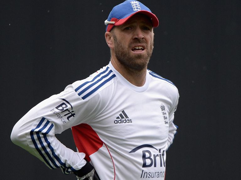 Matt Prior: Remains a big part of England's plans