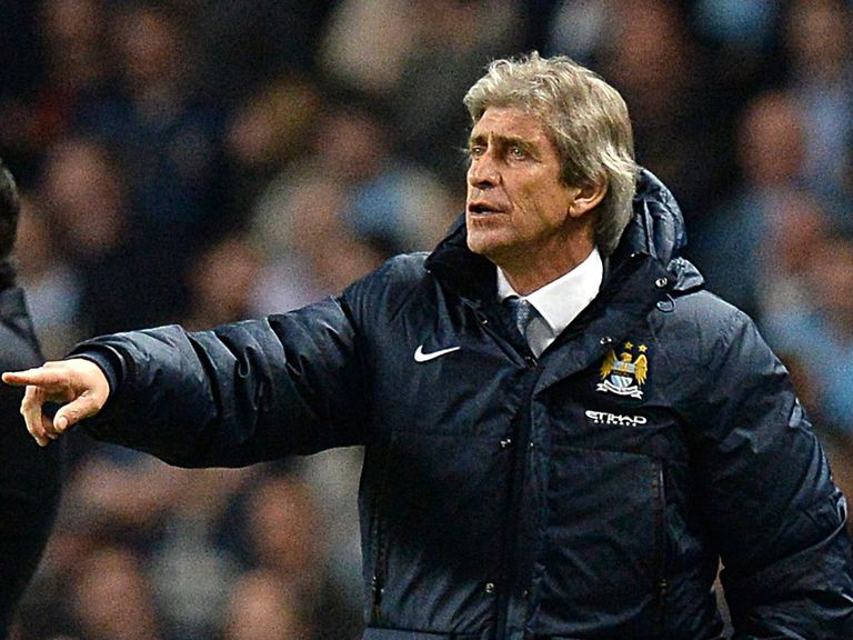 Manuel Pellegrini: Has respect for Pepe Mel