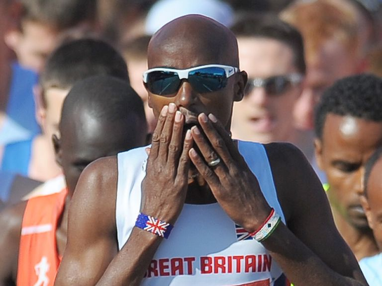 Mo Farah: Will be running in Glasgow