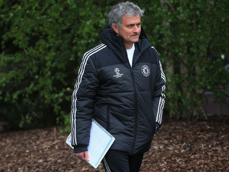 Jose Mourinho: Wanted all his Chelsea players training together
