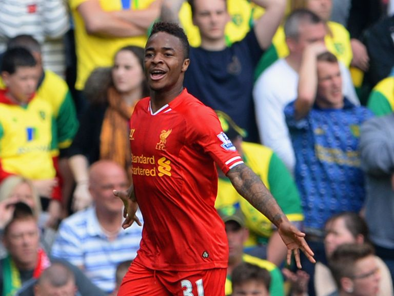 Raheem Sterling: Had an impressive season for Liverpool