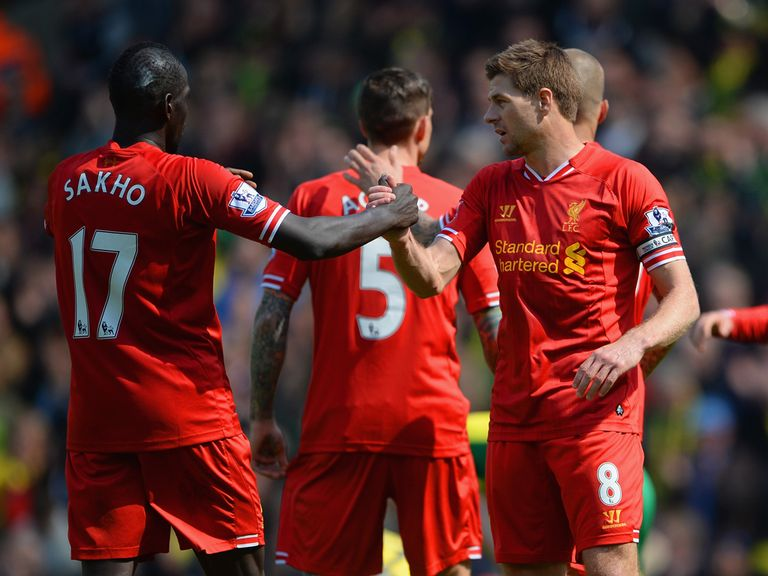Liverpool are almost over the line in the Premier League