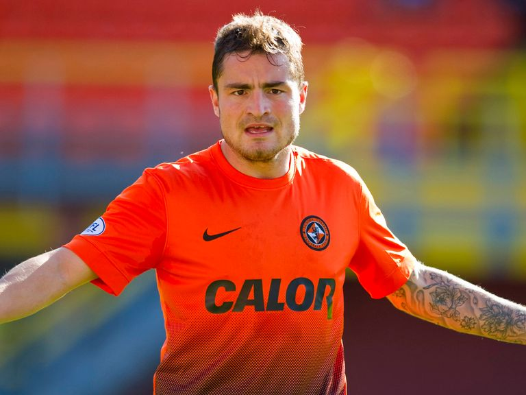 Paul Paton: Gets Northern Ireland call