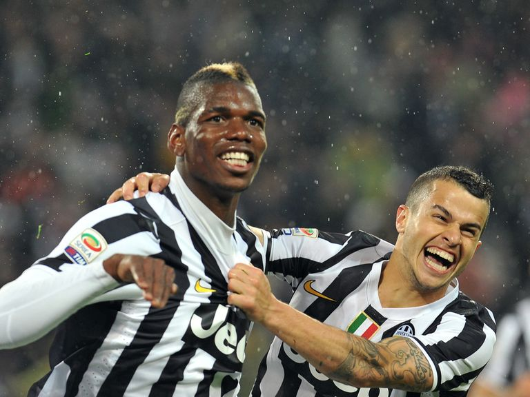 Paul Pogba: Happy at Juventus