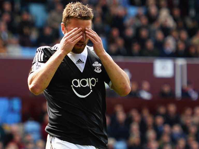 Rickie Lambert: Has enjoyed another fine season for Southampton