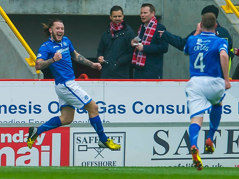 St Johnstone can celebrate victory at a big price