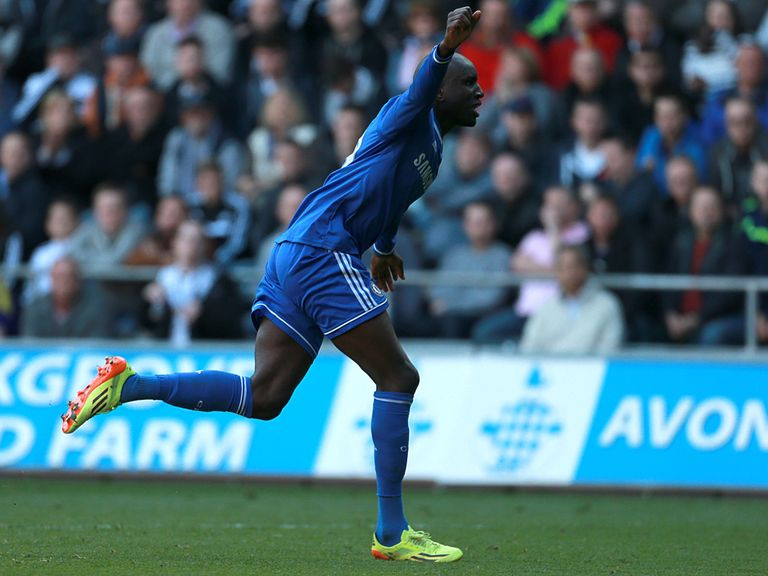 Demba Ba: Set for Chelsea exit