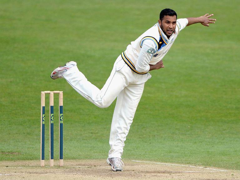 Adil Rashid: Impressed for Yorkshire