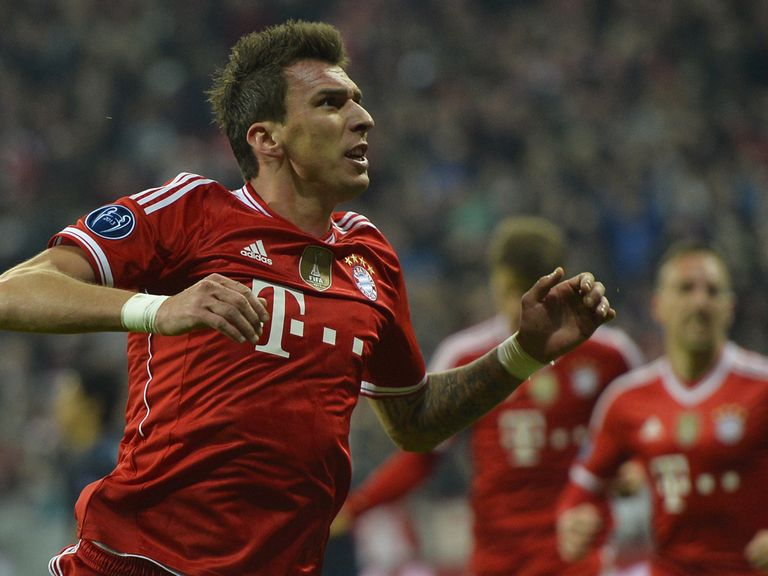 Mandzukic: Wants to leave Bayern Munich