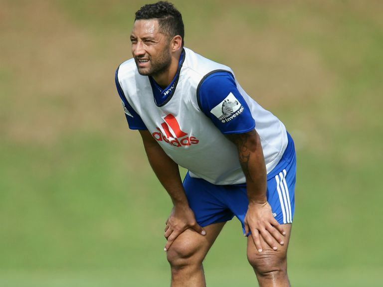 Benji Marshall: Set to return to NRL