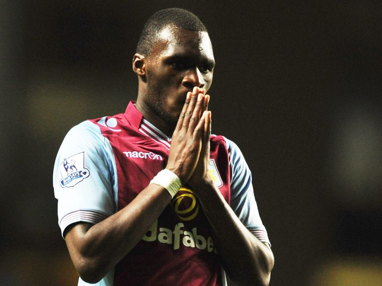 Christian Benteke: Working his way back from an Achilles injury
