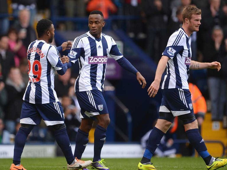 There is some confidence among the West Brom players