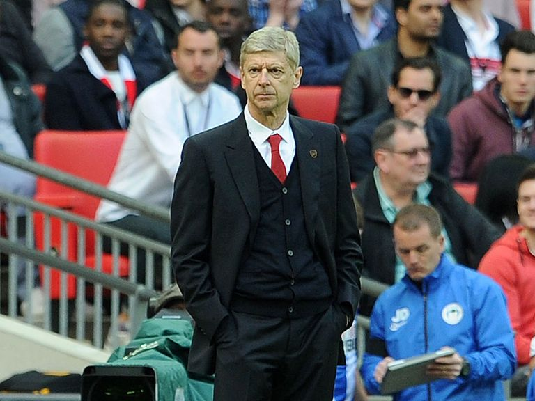 Wenger: Chase back on for a top-four place in the Premier League